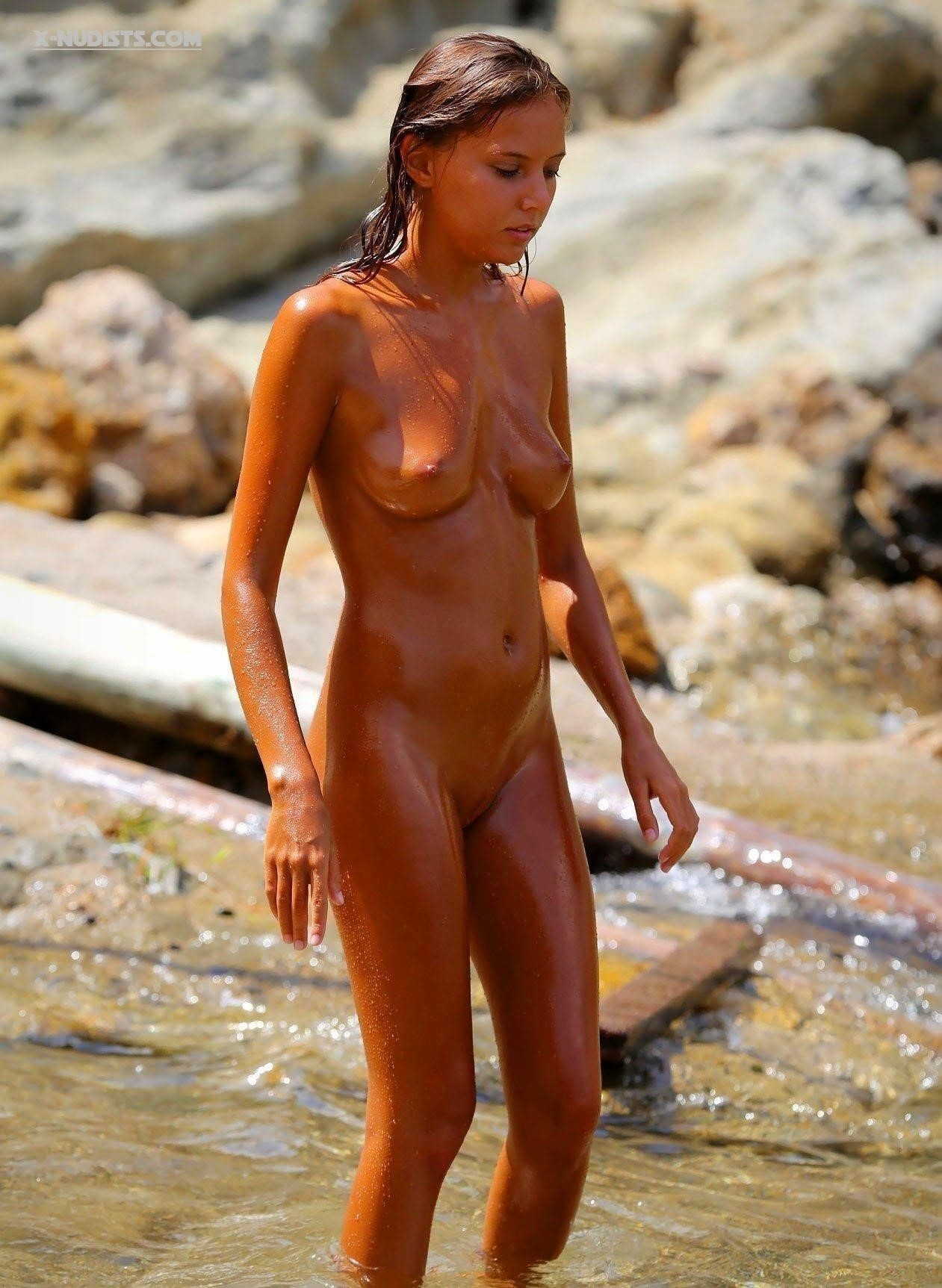 Naturist Leaves Rochelle Humes Looking In The Wrong Direction